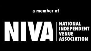 A member of National Independent Venue Association